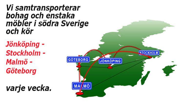 Din Flyttfirma Inom Sveriges Granser June Express